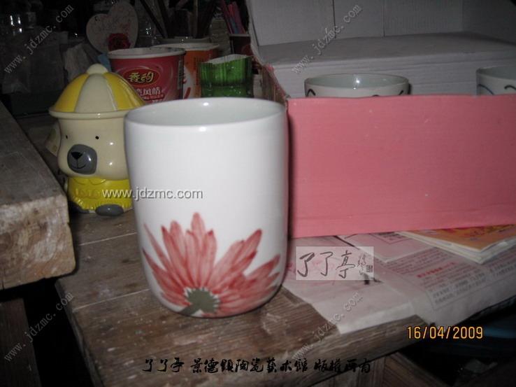 陶艺杯子创意设计图案_陶艺杯子创意设计图案分享展示